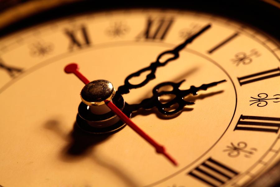 Falta de tempo - Dia de 240 Horas - Instante Digital