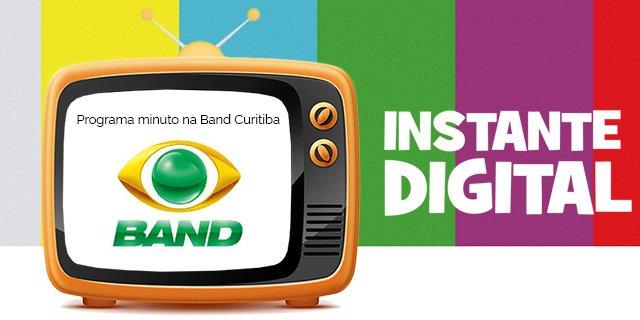 EAD | Ensino à distância | Edição 10 - Programa Instante digital - Band TV Curitiba | Explay